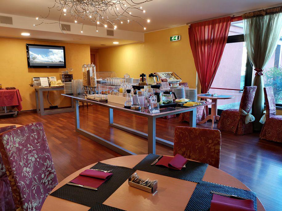Colazione Hotel Montelago Italy