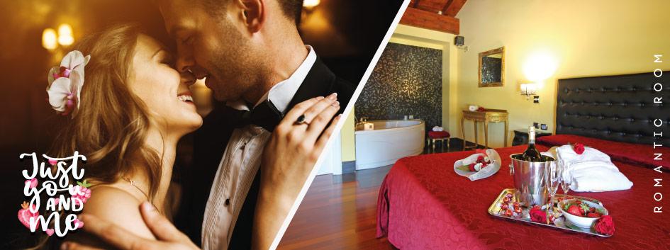 Romantic Room 4 stelle Hotel Montelago