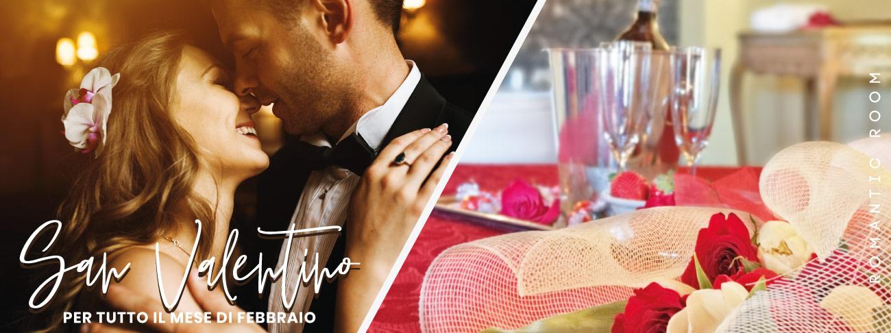 San Valentino romantico in provincia di varese
